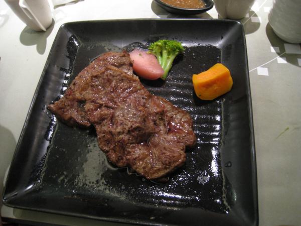 陶板香煎牛肉