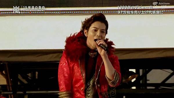 【RS】2014.11.07 - 嵐 15年目の告白 ~LIVE&DOCUMENT.mkv_000316860