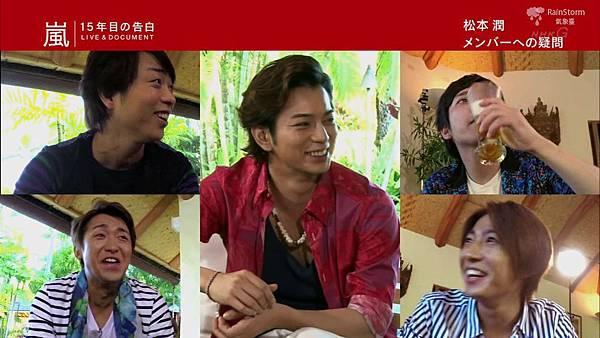 【RS】2014.11.07 - 嵐 15年目の告白 ~LIVE&DOCUMENT.mkv_000743547