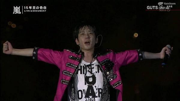 【RS】2014.11.07 - 嵐 15年目の告白 ~LIVE&DOCUMENT.mkv_002456955