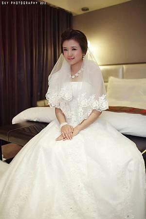 噴槍彩妝 新娘秘書 文儀 / 專業婚禮攝影 SKY YANG