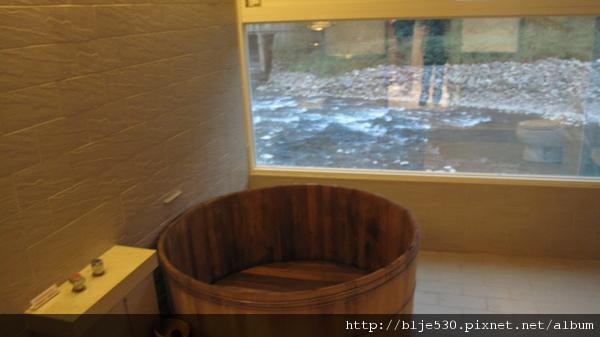 檜木桶湯屋