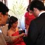 訂婚儀式開始