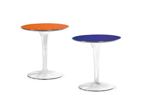 【設計分享】光彩繽紛的時尚邊桌 - Kartell Tip Top Table