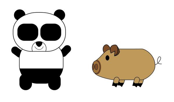 貓熊與豪豬.jpg
