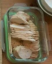 切片雞胸肉