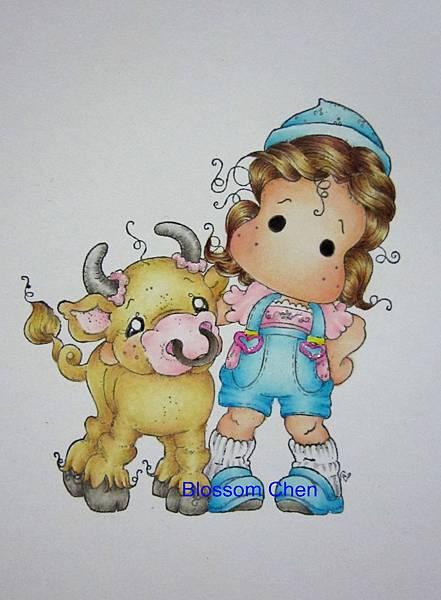 12生肖---牛