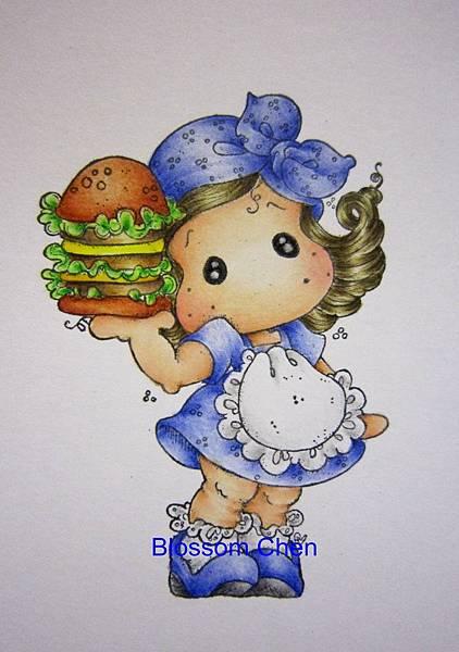 漢堡好吃嗎