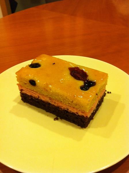 謝禮三層蛋糕