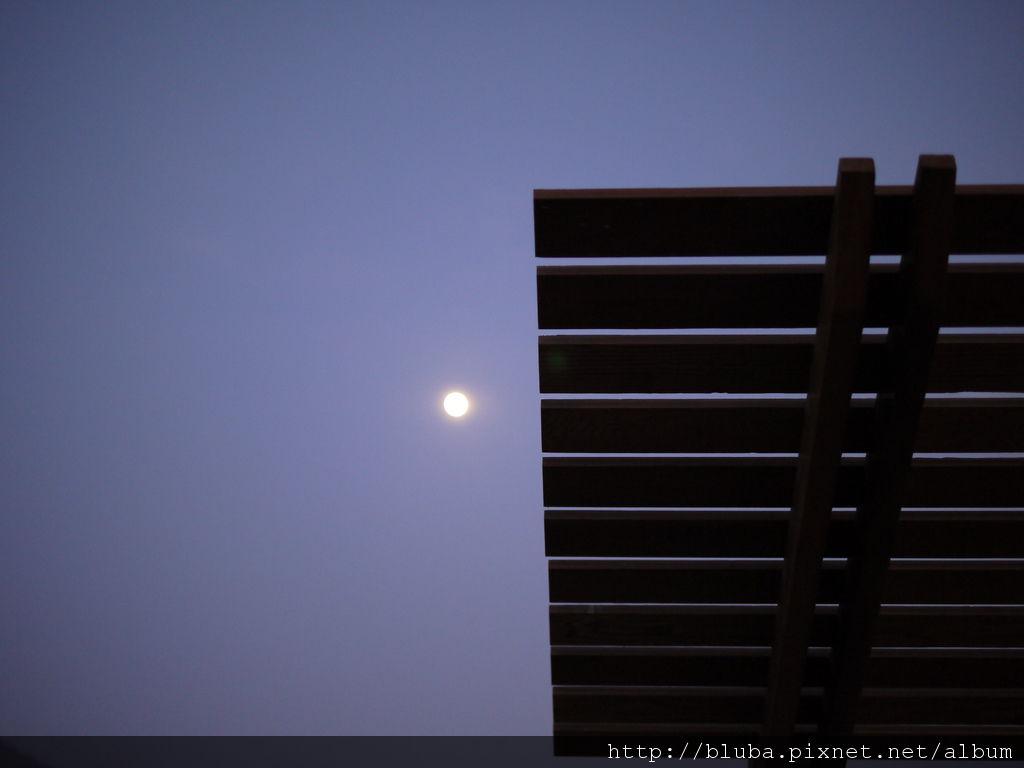 希望之月,空中花園