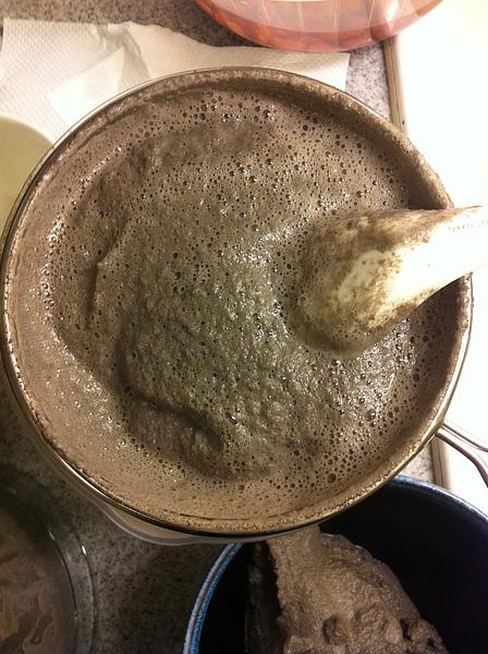 Step 6:瀝豆渣