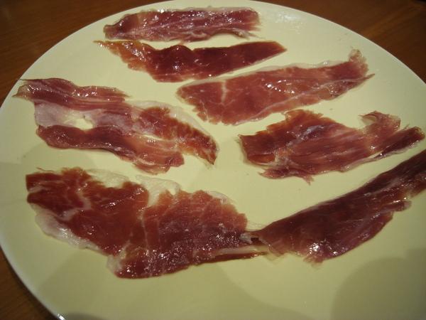 西班牙頂級黑豬火腿