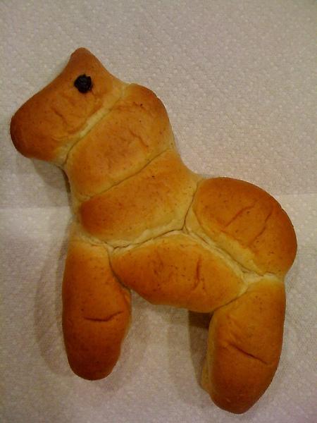 送我一匹馬
