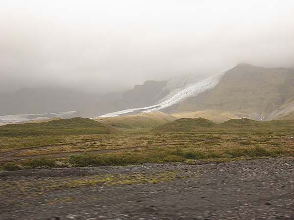 瓦特那冰原