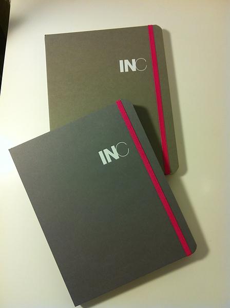 INC兩色封面