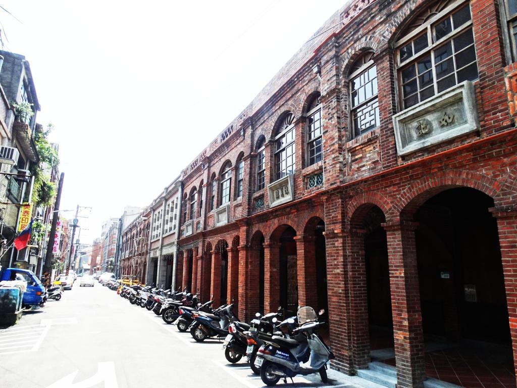 大稻埕老街