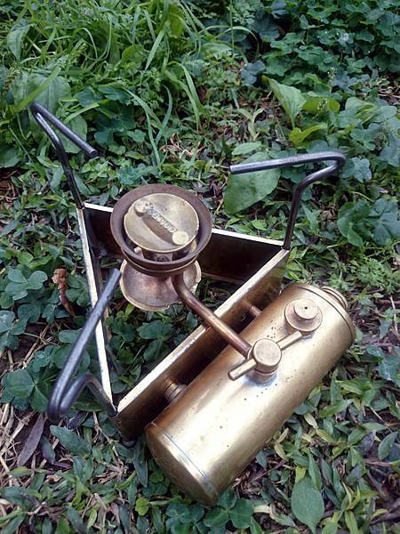 Comet Scout Stove #6(瑞典)