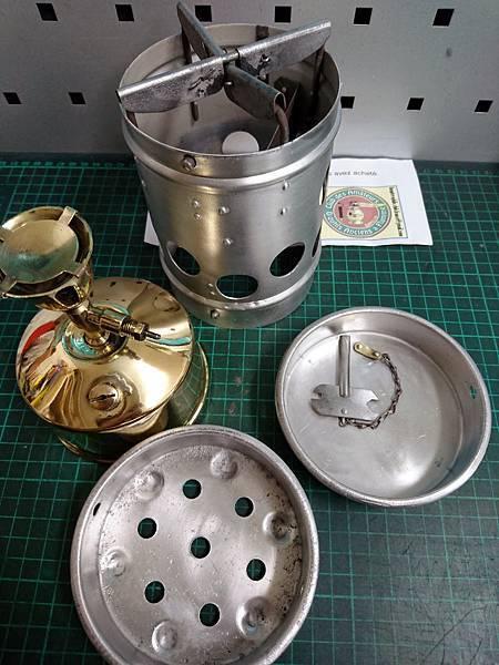 Le Tiarko stove (法國)