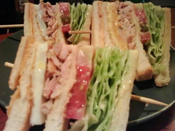 特製三明治