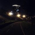 晚上河堤4