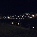 晚上河堤5