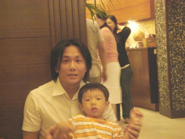 孟哲和他的小朋友