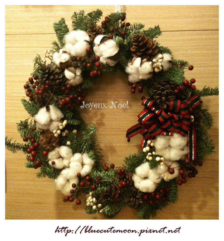 2011.聖誕花圈2