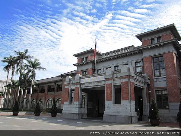 古色古香新竹市政府