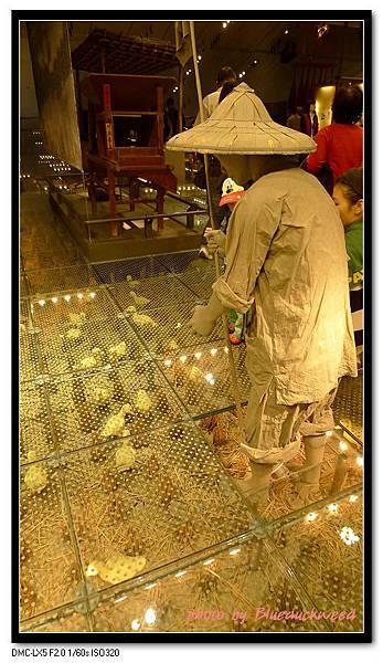 重點是在地板裡面的小鴨子