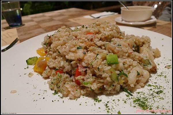 泰式蟹肉燉飯~第二名好吃