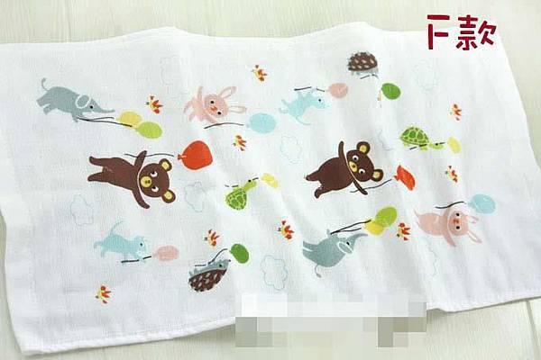 $50 買兩條 紗布毛巾