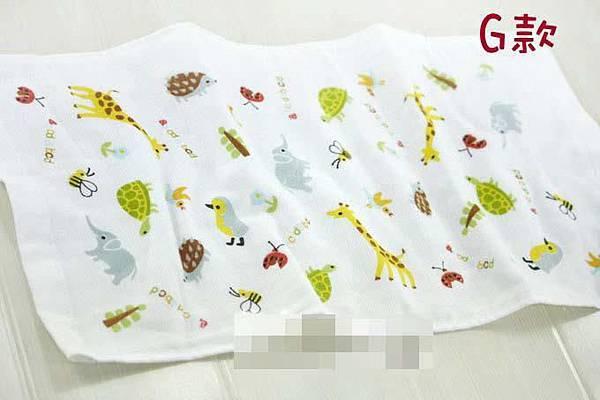$50 買兩條 紗布毛巾II