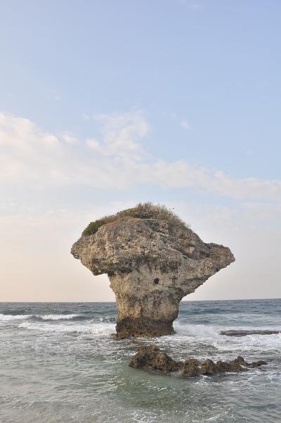 小琉球地標~花瓶岩