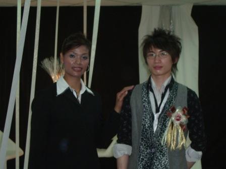 姮軒姊&model