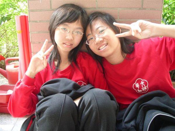 學妹和她朋友
