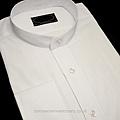 collarless-shirt