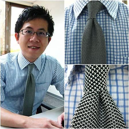 Knit tie_2