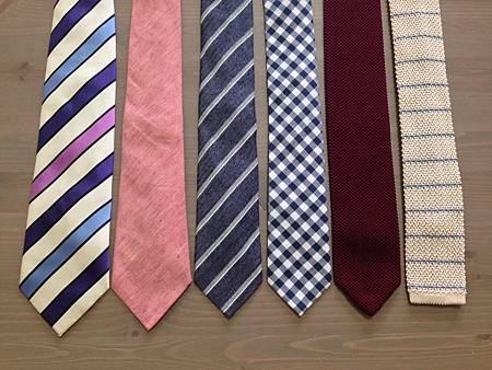 Detail_領帶