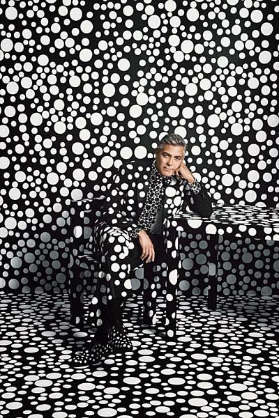 george-clooney-by-yayoi-kusama-for-w-magazine-3