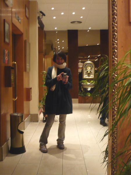 在Puerta de Toledo飯店裡