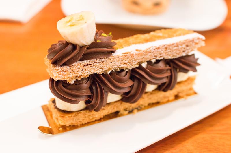 [食記] 台北 Leslie pâtisserie & bistro 雷斯理法式甜點小館