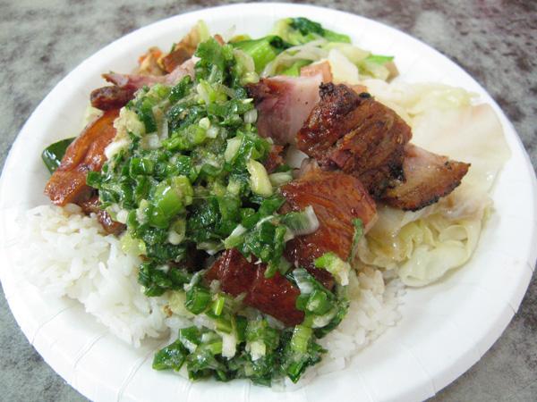 [食記] 台北 香港旺旺燒臘便當 @ 柔藍食單 :: 痞客邦