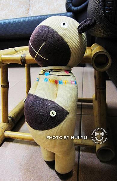 手作-襪子娃娃-耍酷熊4.jpg
