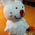 手作-襪子娃娃-蕾絲小免03.JPG