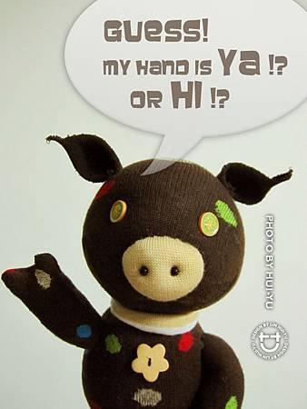 手作-襪子娃娃No18「小豬點點」2.jpg