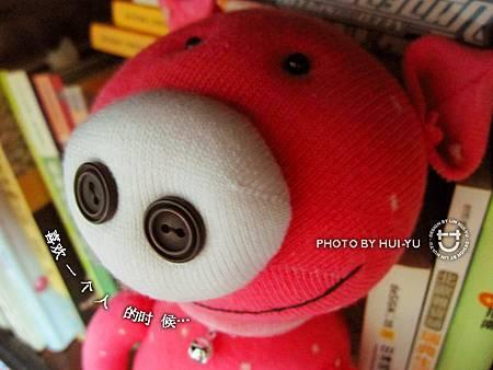 手作-襪子娃娃No19「粉紅豬」3.jpg