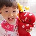 手作-襪子娃娃No.50「點點龍」2.jpg