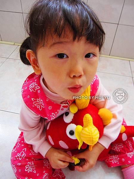 手作-襪子娃娃No.50「點點龍」5.jpg
