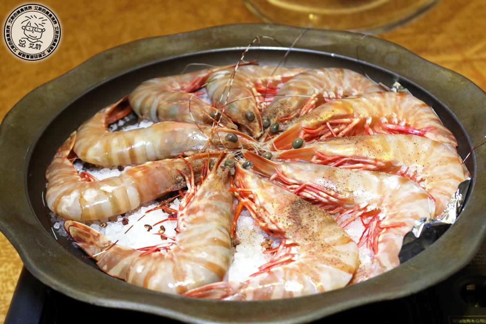 3宴會菜-銅盤鹽燒大明蝦1.jpg