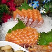 2宴會菜-刺生魚子五福拼5-鮭魚.jpg